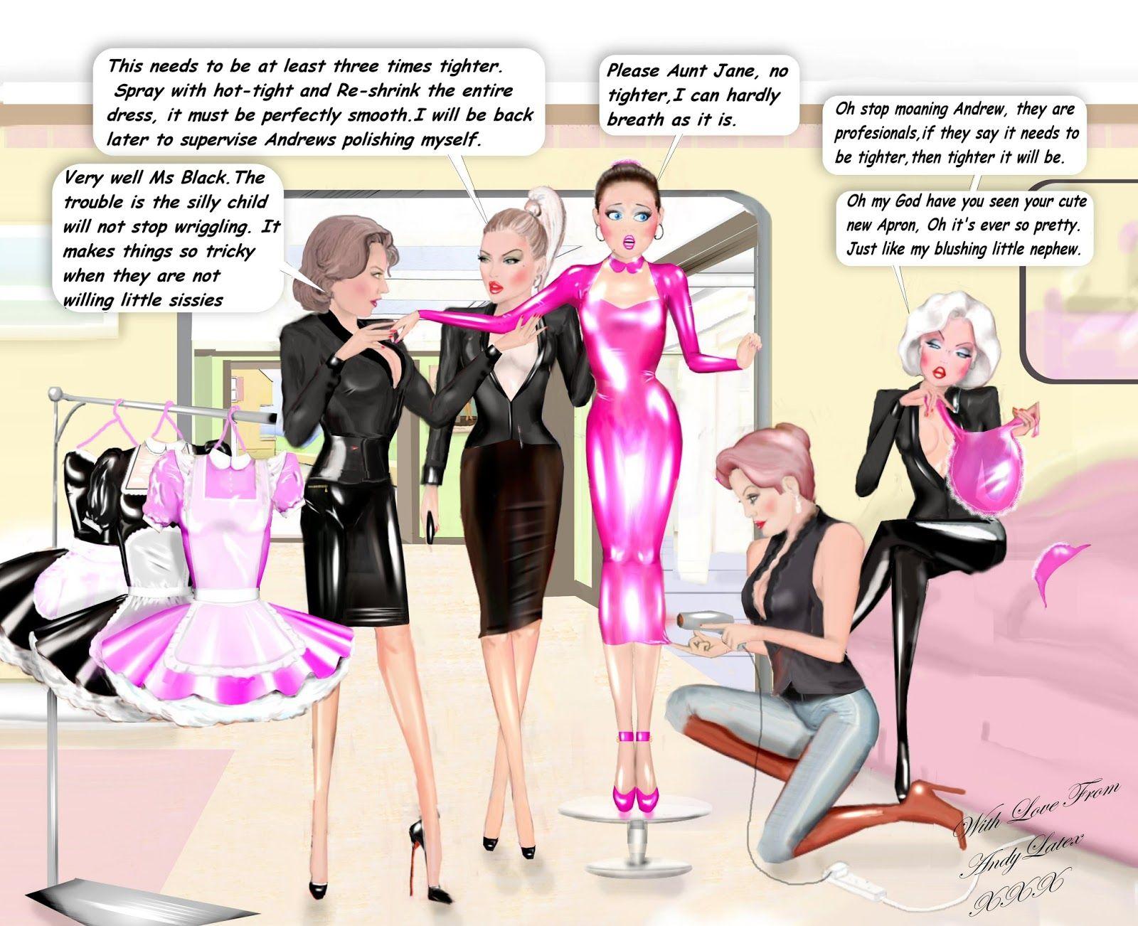 Tg sissy girl dating art