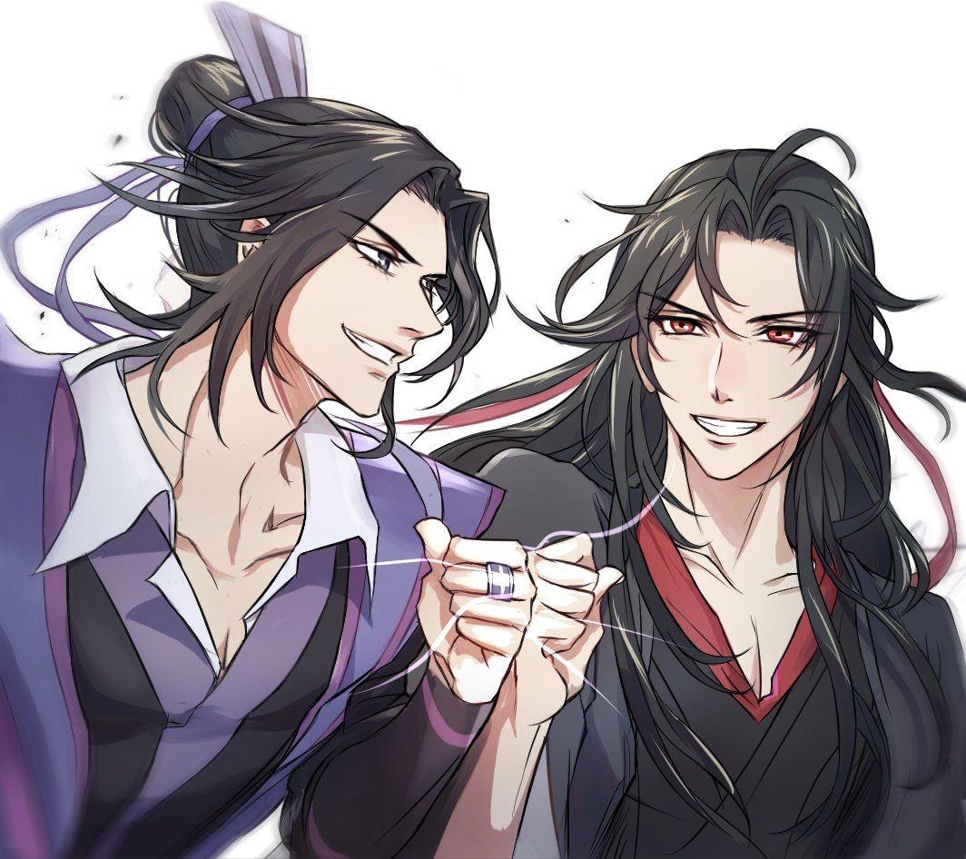 魔道祖師 image by mihoya Fan art, Anime, Demon