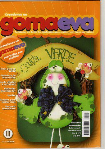 Goma EVA ano2 n03 - REVISTAS DIVERSAS - Picasa Web Albümleri