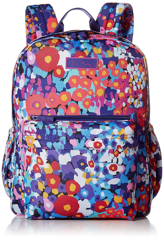 Vera Bradley Lighten Up Grande Backpack >>> You can get additional details at the image link.