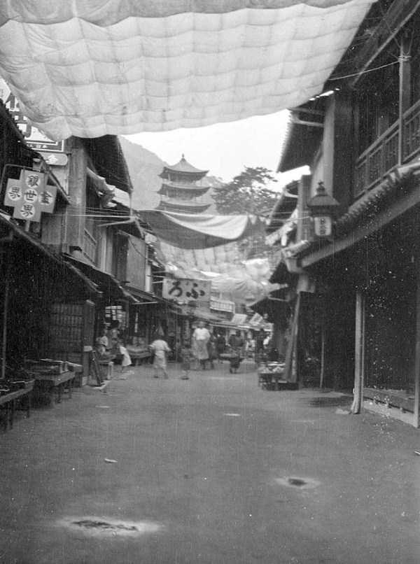 1908年。明治41年。ドイツ人写真...