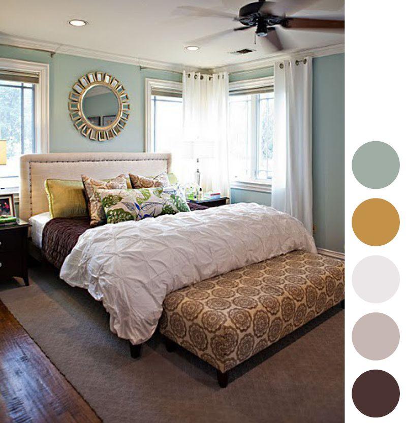 blue wall color wohnen pinterest schlafzimmer haus und zuhause. Black Bedroom Furniture Sets. Home Design Ideas