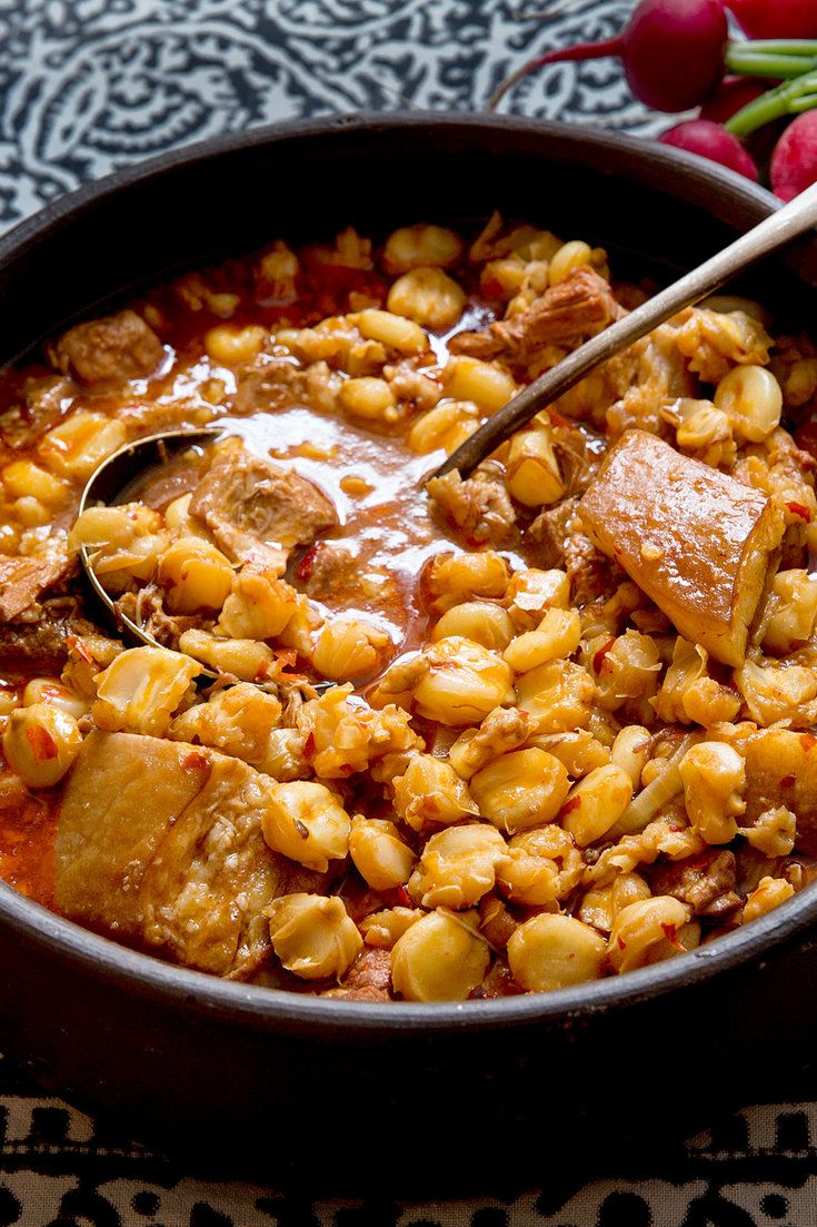 New Mexican Pozole -   22 new mexican recipes