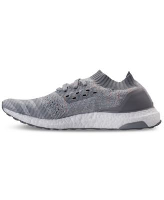 1a2ff891a6856 adidas Men s Ultra Boost Uncaged Running Sneakers from Finish Line - Gray  11.5