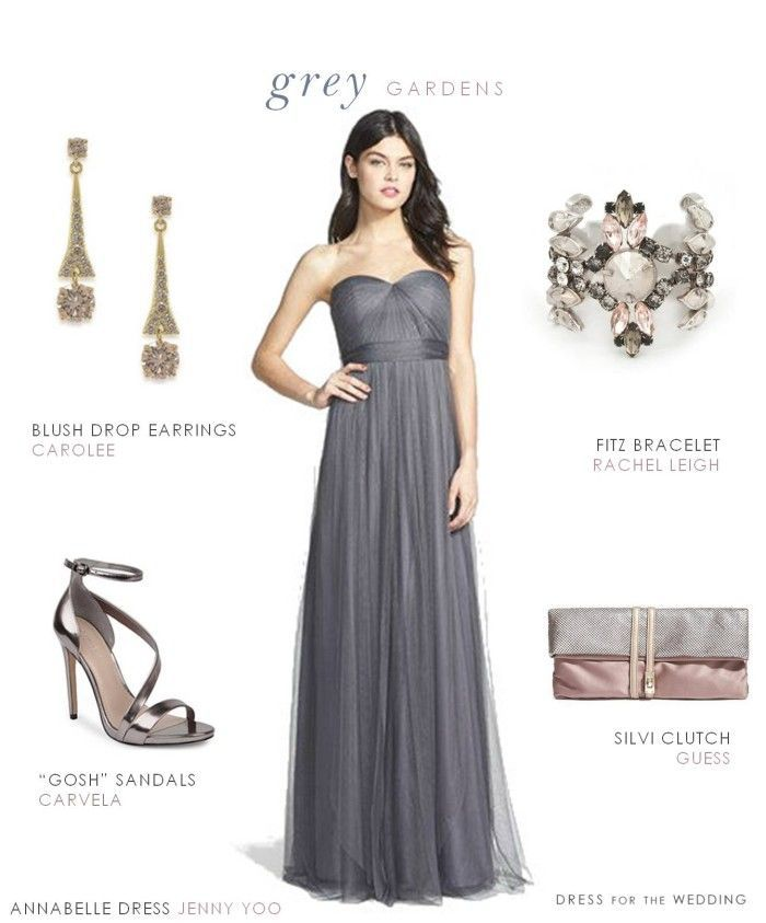 17 Best images about Weddings: silver / grey elegance on Pinterest ...