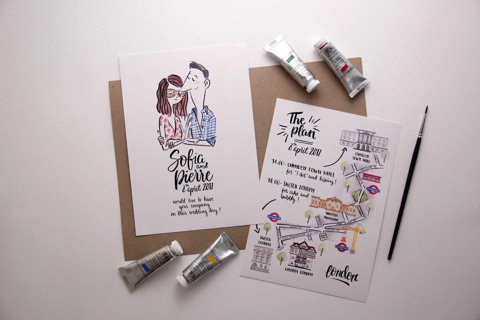 75 Fun Unique Wedding Invitations For Cool Couples Emmaline Bride Unique Wedding Invitations Fun Wedding Invitations Funny Wedding Invitations