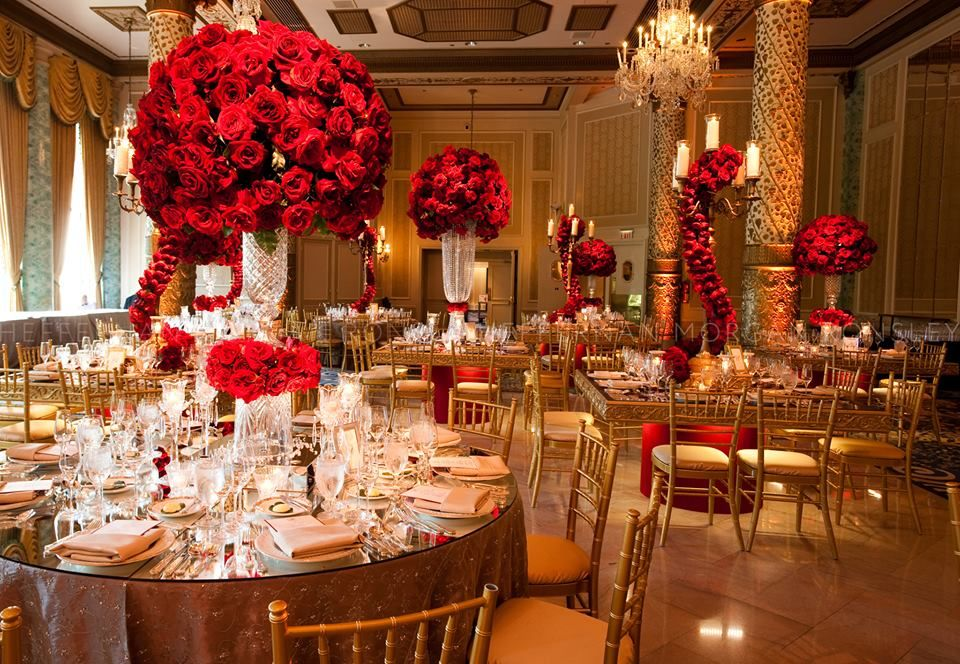 red decorations for wedding follow us signaturebride on and on 7000