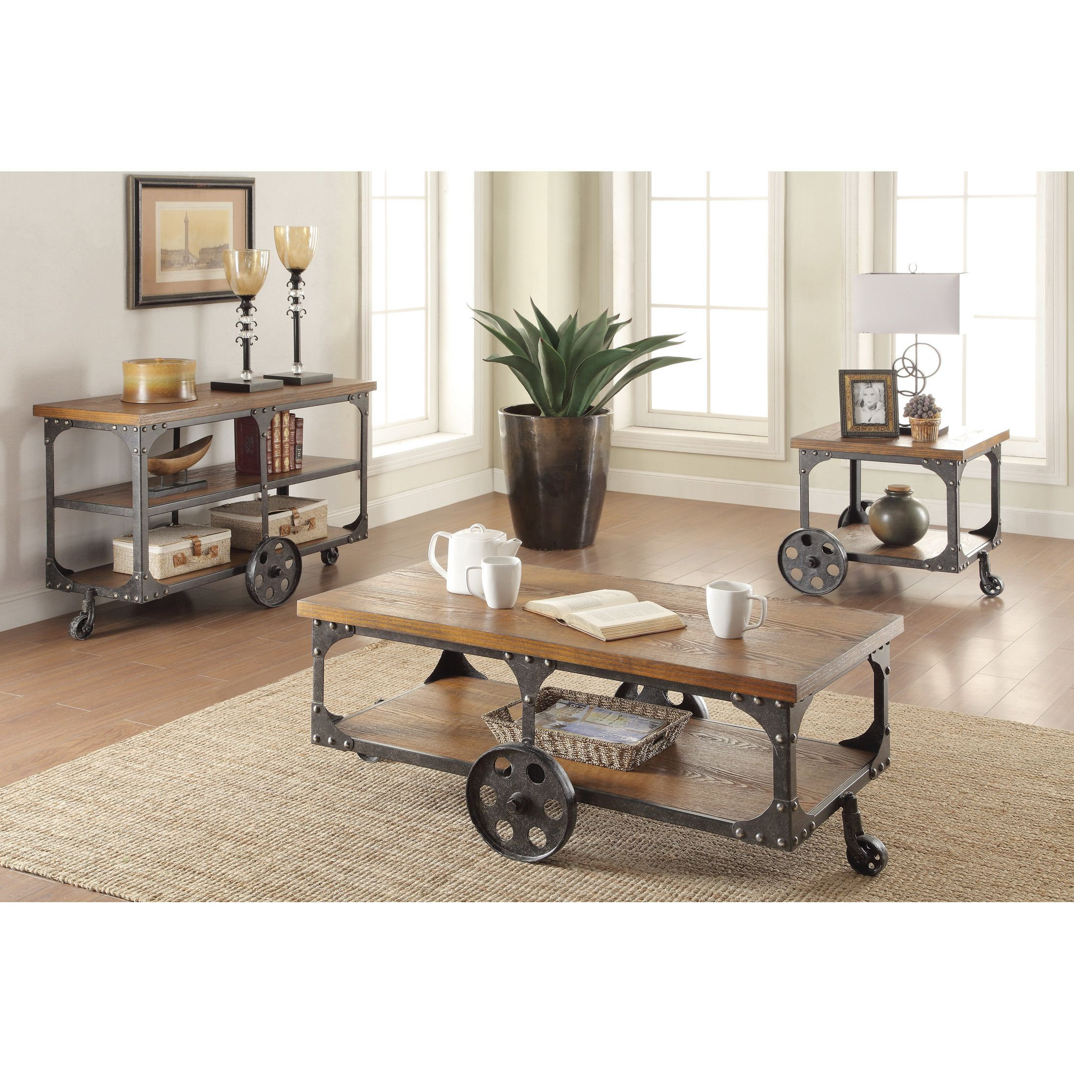 Wildon Home Coffee Table WA Living Den Pinterest