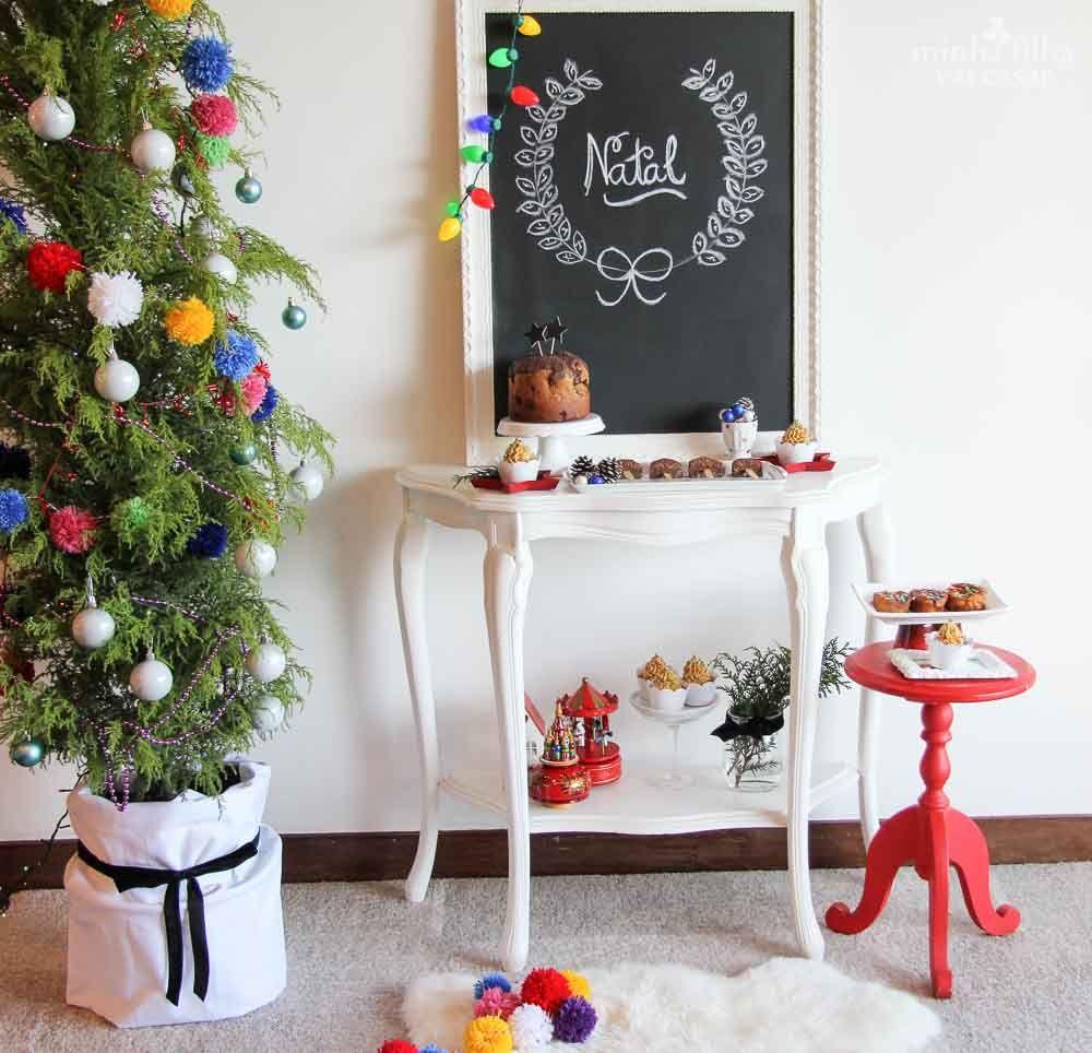 Editorial de Natal MFVC 2014 - Um Natal colorido e alegre, porém com muito…