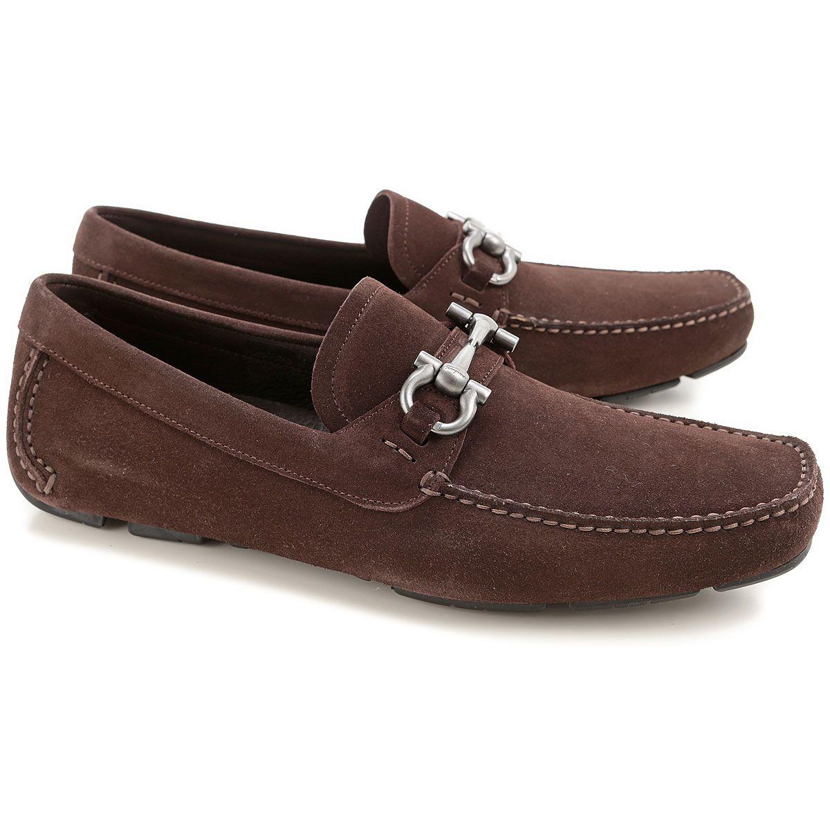 6144c86a Zapatos para Hombres Salvatore Ferragamo, Detalle Modelo: parigi-0582681-