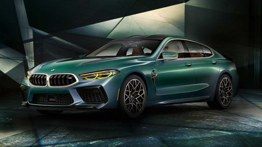 2020 Bmw M8 Gran Coupe Official Debut Specs Photos And More In 2020