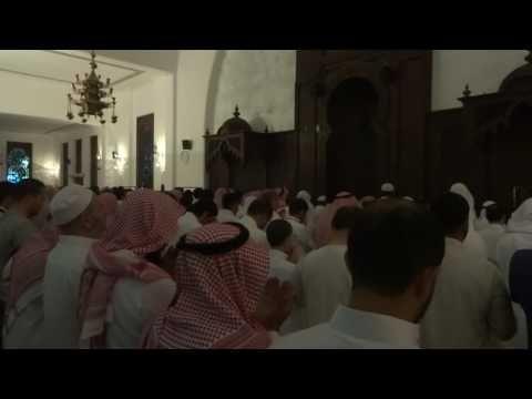 دعاء قنوت صلاة التراويح للشيخ خالد الجليل الليلة الرابعة من ليالي شهر رمضان المبارك 1437هـ Concert