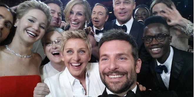 La Notte degli #Oscars 2014 su Twitter. Tra #LaGrandeBellezza e #selfie