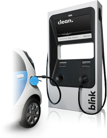 The Blink Dc Fast Charger Is The Fastest Way To Charge Up Your Ev It Can Get You To An 80 Charge In J Electric Car Charger Car Charging Stations Ev Charger
