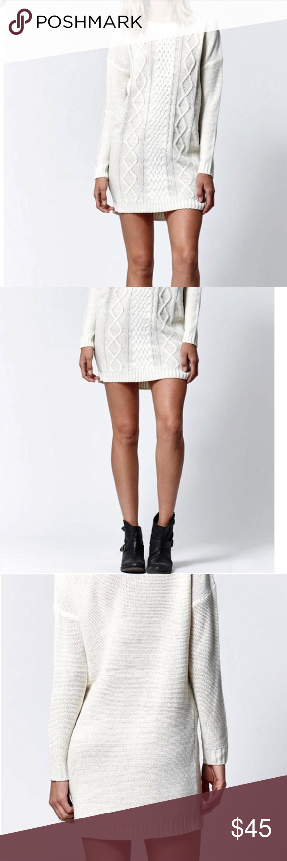 3b645ef8b7c 💫NWT Jack by B.B. Dakota Cable Knit Sweater Dress New With Tags! Jack by