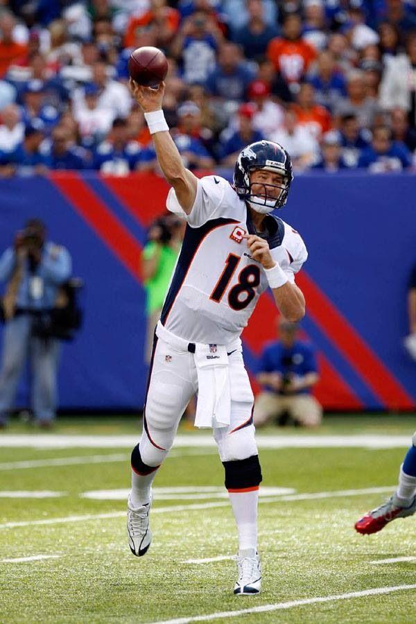 Manning Bowl National Football League Peyton Peyton Manning