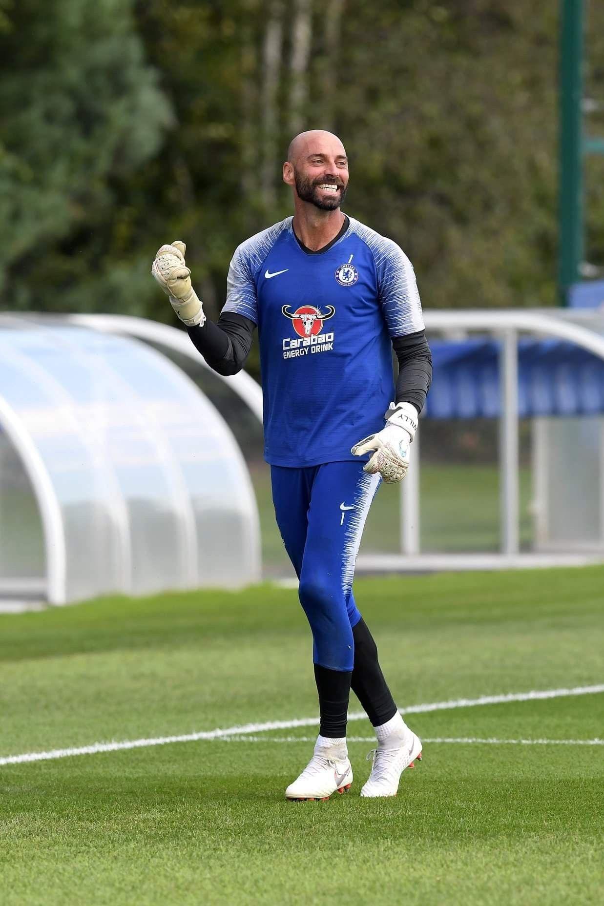 Pin on CHELSEA F.C. 2018/19 PHOTOS
