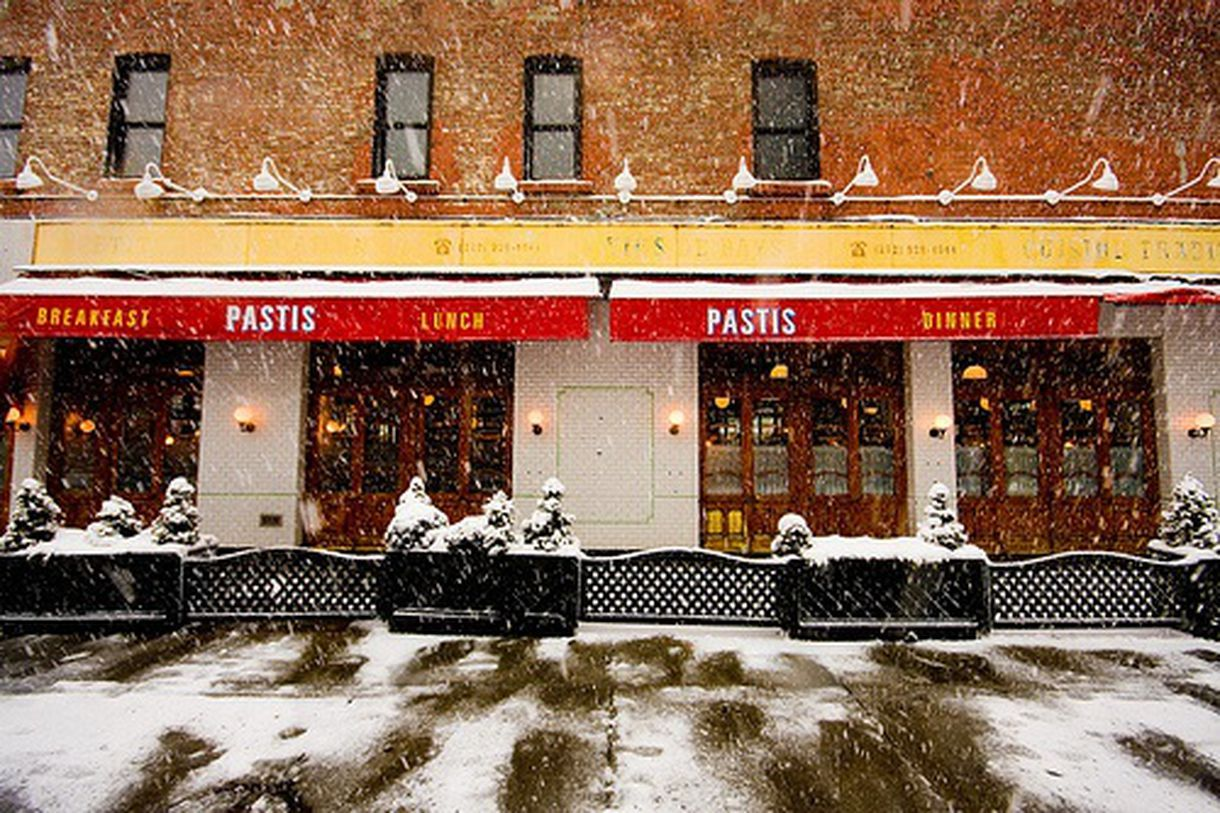 Iconic mcnally bistro pastis returns in just one month