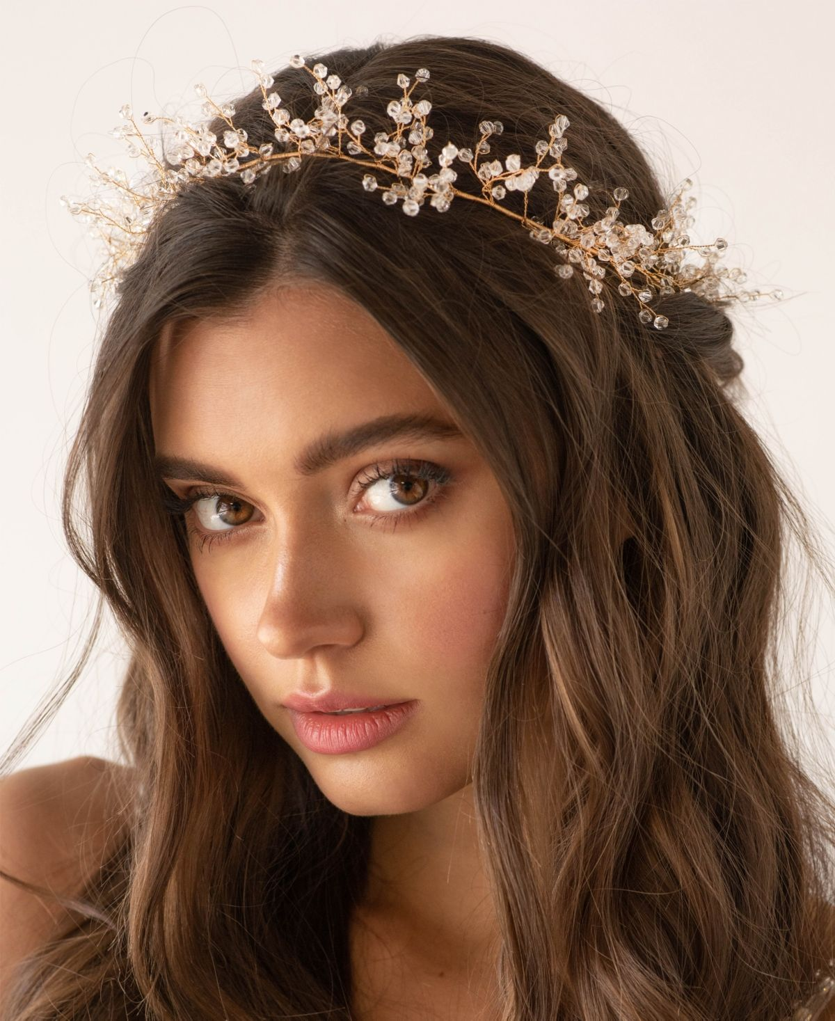 Soho Style Imitation Pearl Boho Bridal Hair Crown Reviews Beauty Macy S In 2020 Crown Hairstyles Boho Bridal Hair Wedding Hairstyles For Long Hair