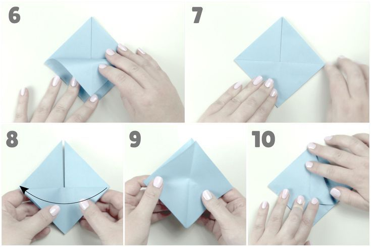 See How To Do An Origami Candy Box With This Tutorial Stuff To