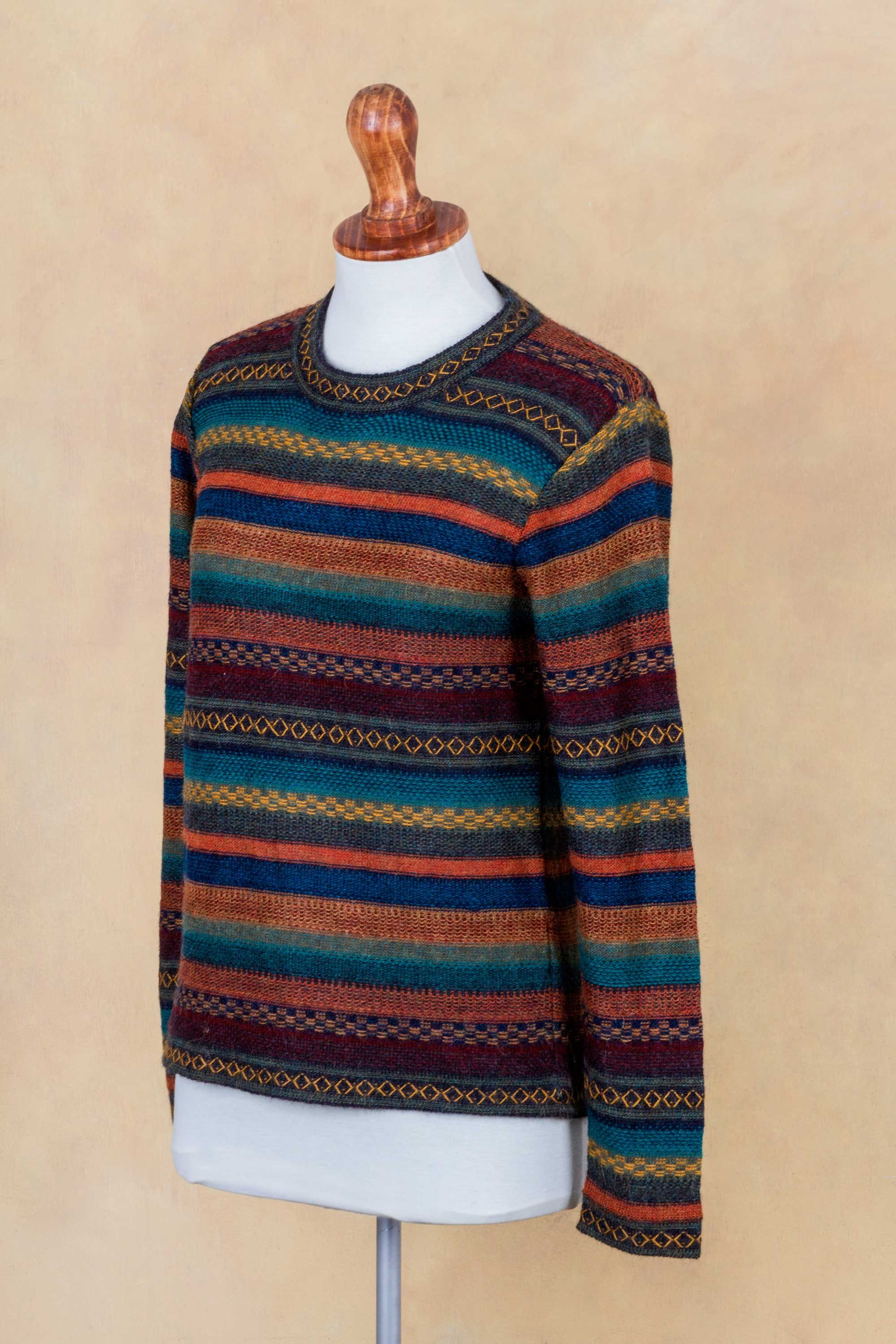 100 Alpaca Pullover Andean Backgrounds Sponsored Alpaca Sponsored Pullover Backgrounds Andean Pullover Work Casual Piece Of Clothing