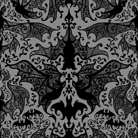 Bat Background Bat Art Gothic Decor Halloween Backgrounds