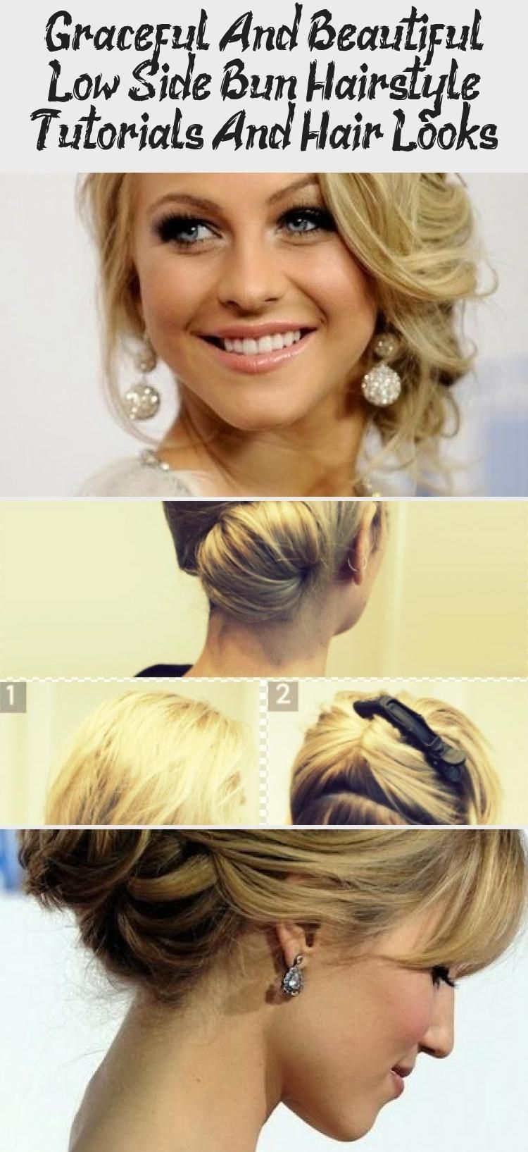 Graceful And Beautiful Low Side Bun Hairstyle Tutorials And Hair Looks #lowsidebuns Graceful Lower Side Bun Hairstyle for Women                                                                                                                                                                                 More #weddinghairsimple #bridesmaidhairCrown #bridesmaidhairLong #bridesmaidhairBrunette #bridesmaidhairHow #bridesmaidhairMiddlePart #lowsidebuns Graceful And Beautiful Low Side Bun Hairstyle Tut #lowsidebuns