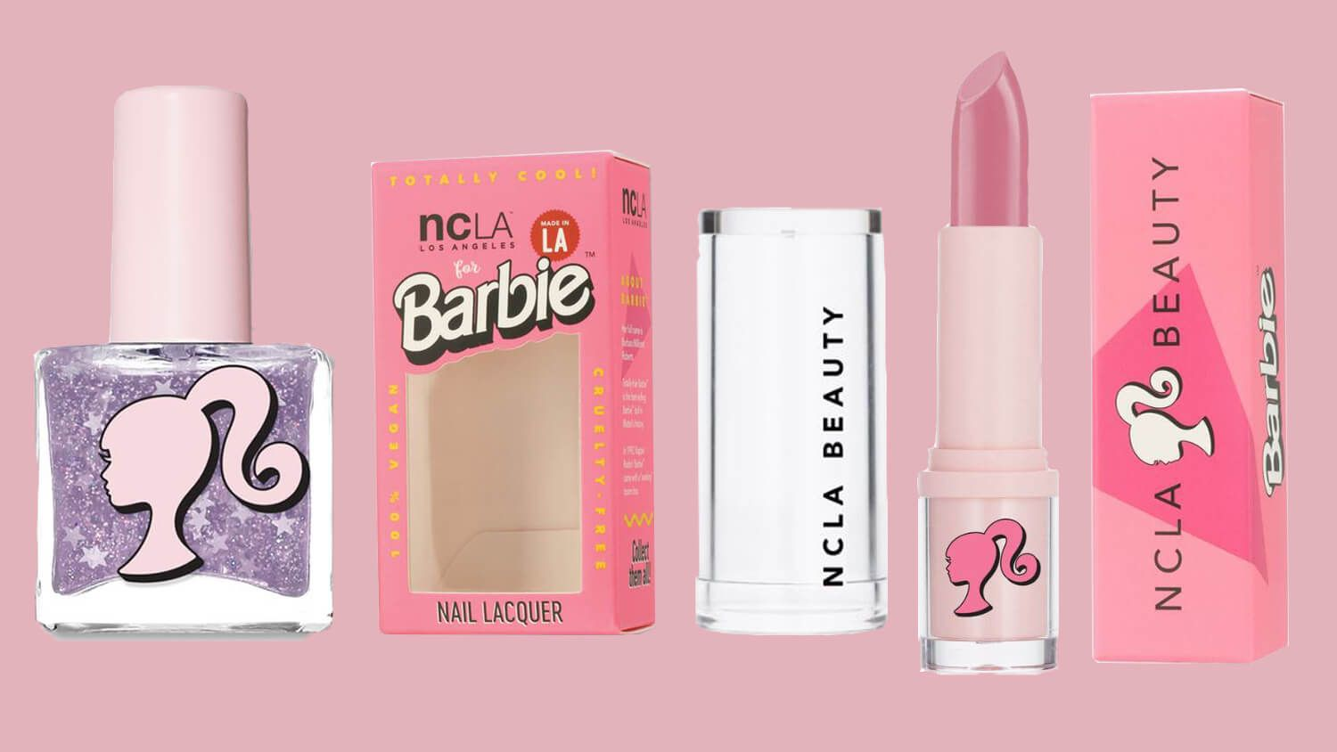 90s Inspired Vegan Barbie Makeup Range Launched By Ncla Barbie