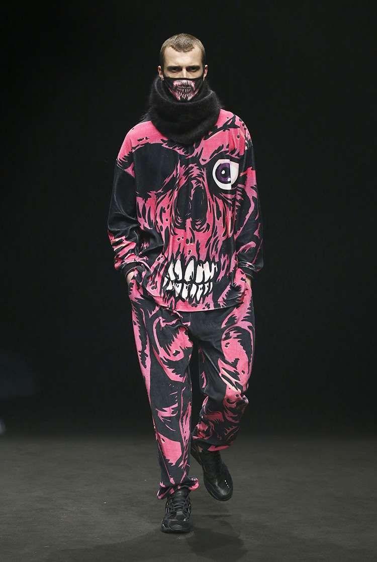 Male Fashion Trends: Krizia Robustella Fall-Winter 2017 - 080 Barcelona Fashion