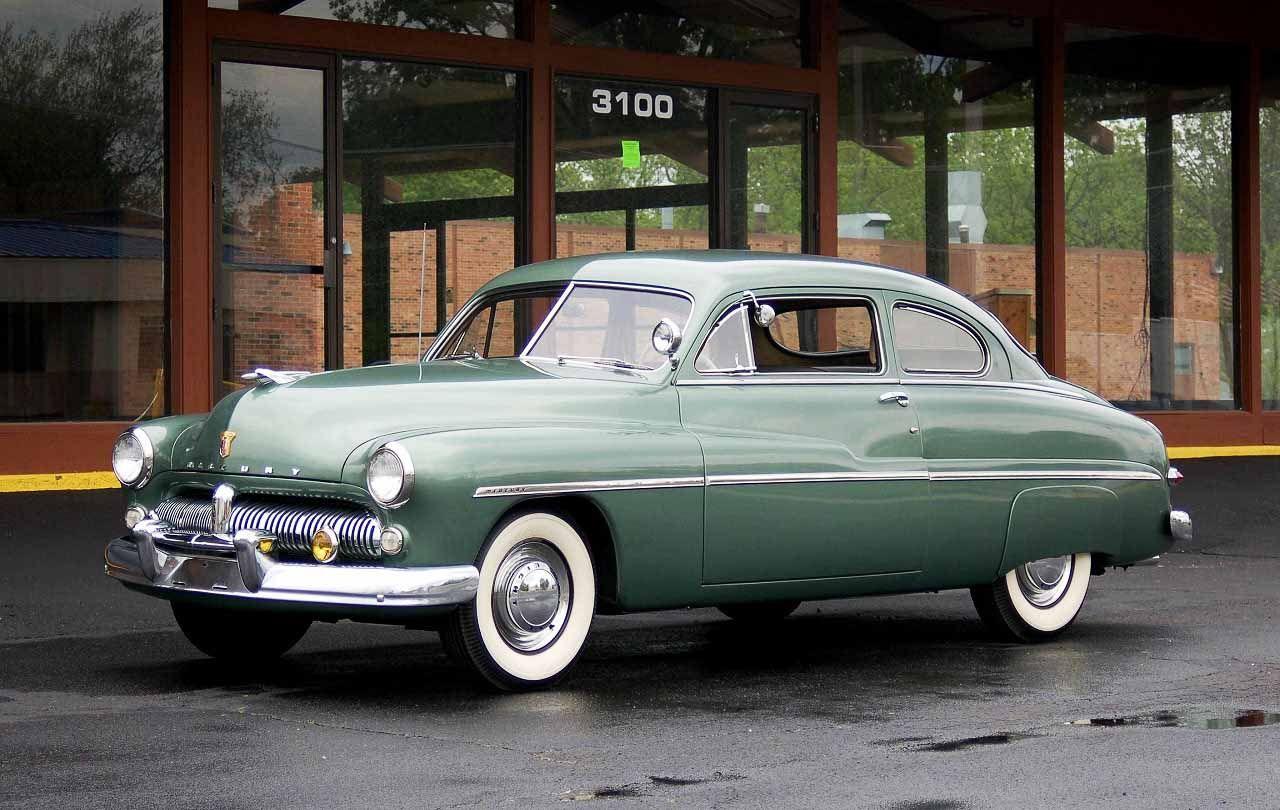 1949 Mercury Eight 2 Door Coupe Mercury Cars 1949 Mercury Coupe 1949 Mercury