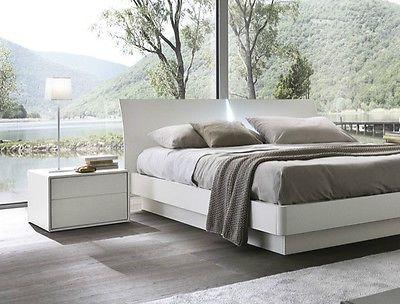 Comodino moderno varie finiture comodini per camere da letto como ...