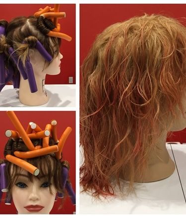Hair cutting tips for holiday hairstyles - Career | Salons and Red hair