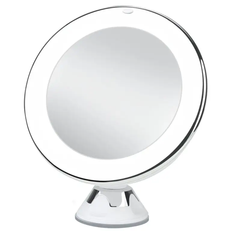 Top 10 Best Led Lighted Vanity Mirrors In 2020 Lighted Magnifying Makeup Mirror Makeup Mirror With Lights Lighted Vanity Mirror