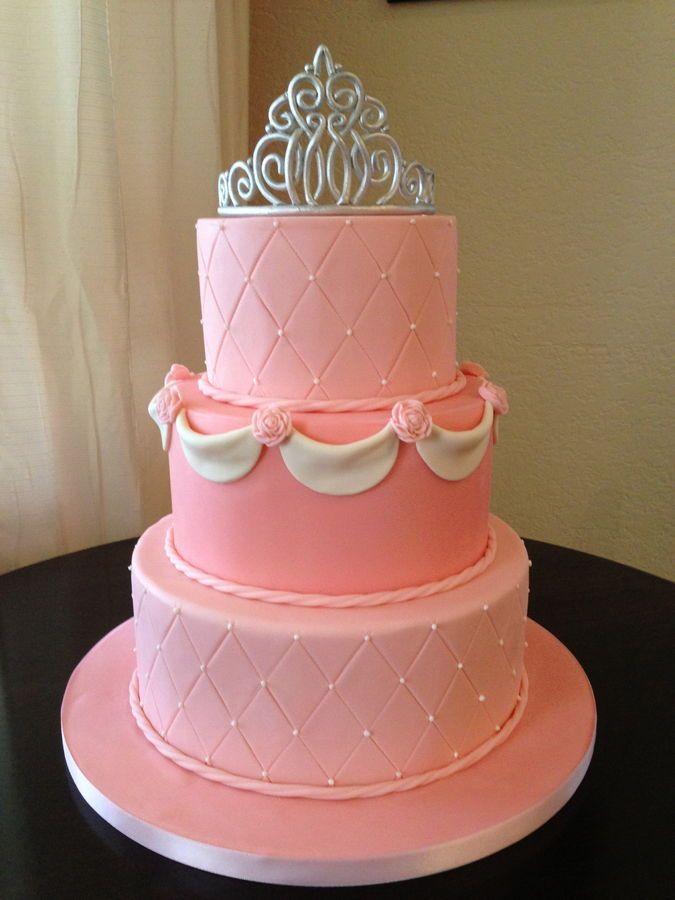 Princess Birthday Cake Cakes And Cupcakes For Kids Birthday - Cakes for princess birthday