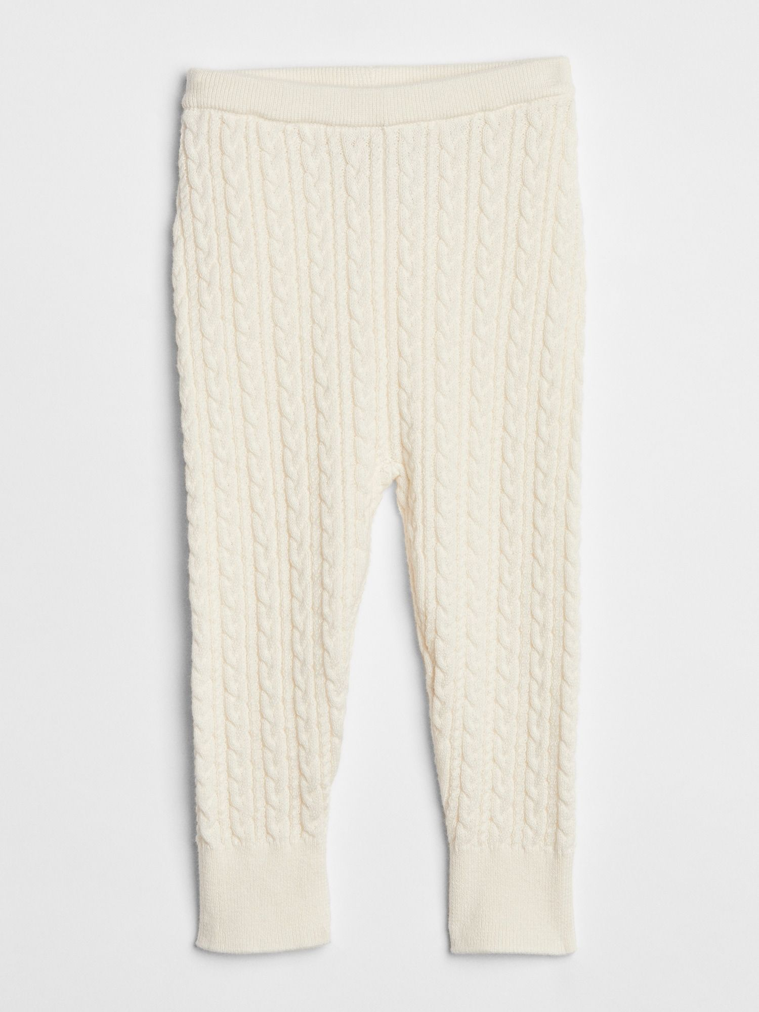 Cable Knit Leggings Sweaters And Leggings Baby Girl Pants Clothes