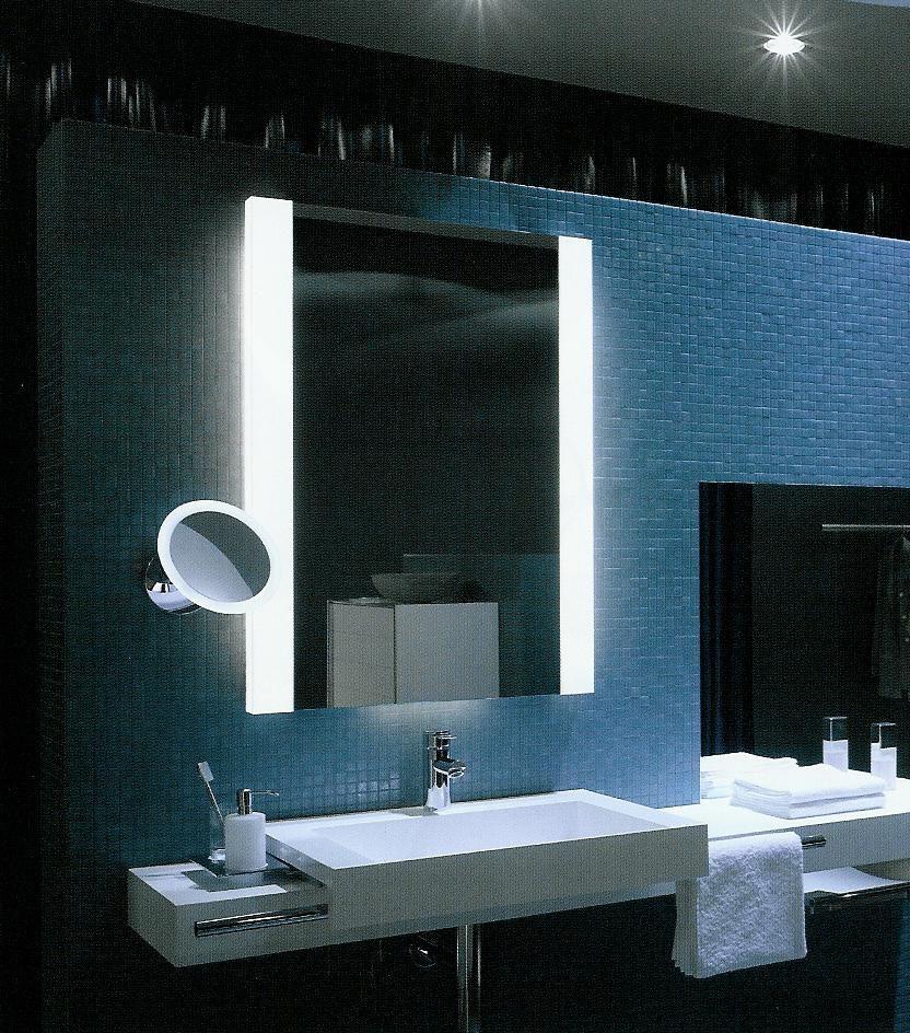 Como iluminar el ba o proyectos que intentar espejo - Luz para banos ...