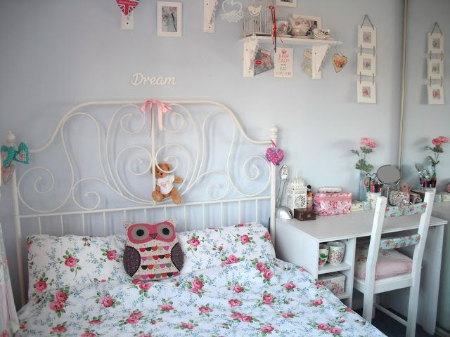 New Furniture and My Shabby Chic Bedroom Tour.. ♥   Rooms   Shabby ...