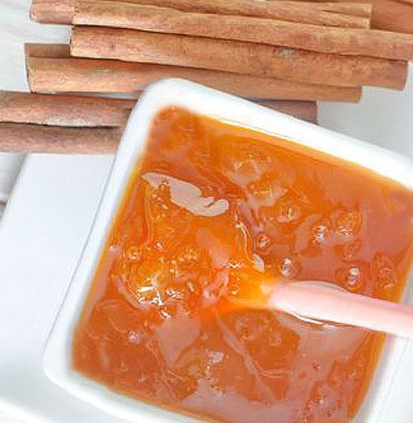 Mermelada De Manzanas Y Canela Receta De Divina Cocina Receta Mermelada Mermelada De Manzana Mermelada De Calabaza