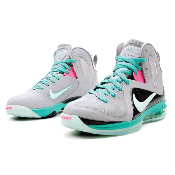 brand new 9275a 8fe66 LEBRON 9 P.S. ELITE 516958-001  South Beach, Miami Vice, Limited Edition