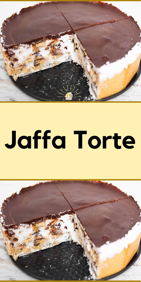 Jaffa Torte