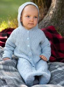 Neulo vauvan makuupussi – Kotiliesi