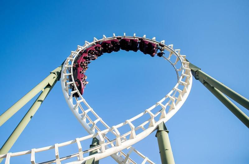 14 Fun Facts About Roller Coasters Six Flags Great Adventure Roller Coaster Kingda Ka