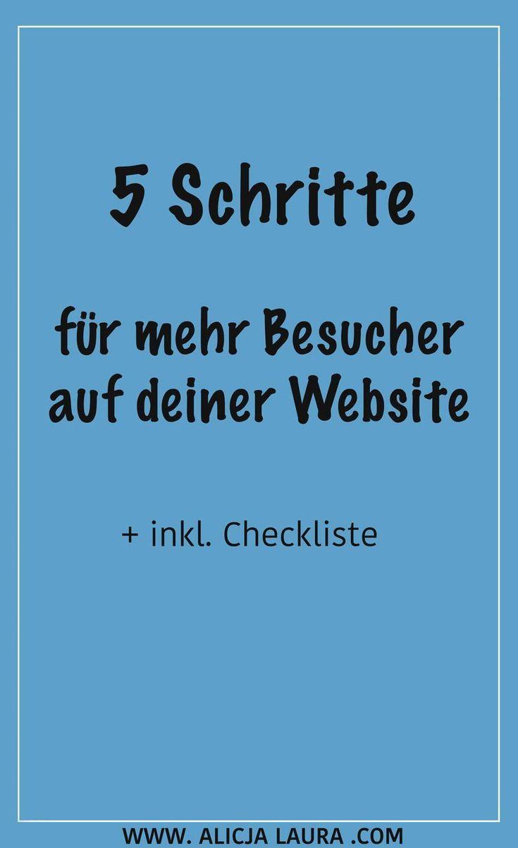 Website bekannt machen: Mit diesen 5 Tipps zum Erfolg in ...
