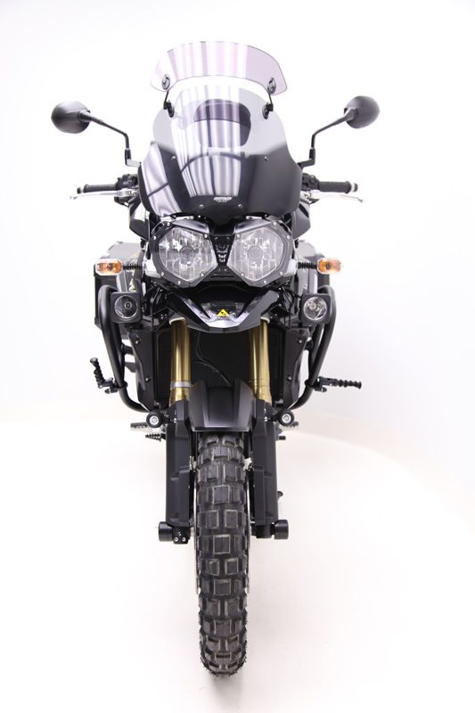 Triumph Explorer 1200 Project Bike By Twisted Throttle Advrider