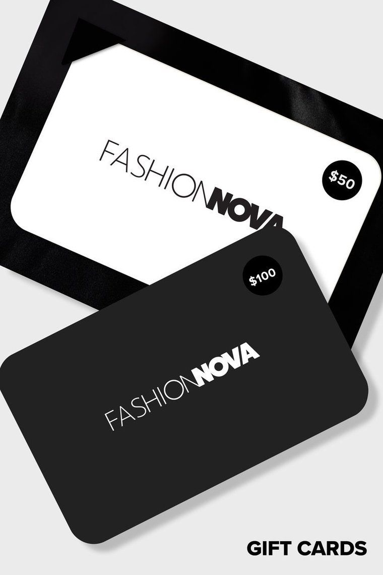 Gift Card With Images Gift Card Fashion Nova Gift Card Deals