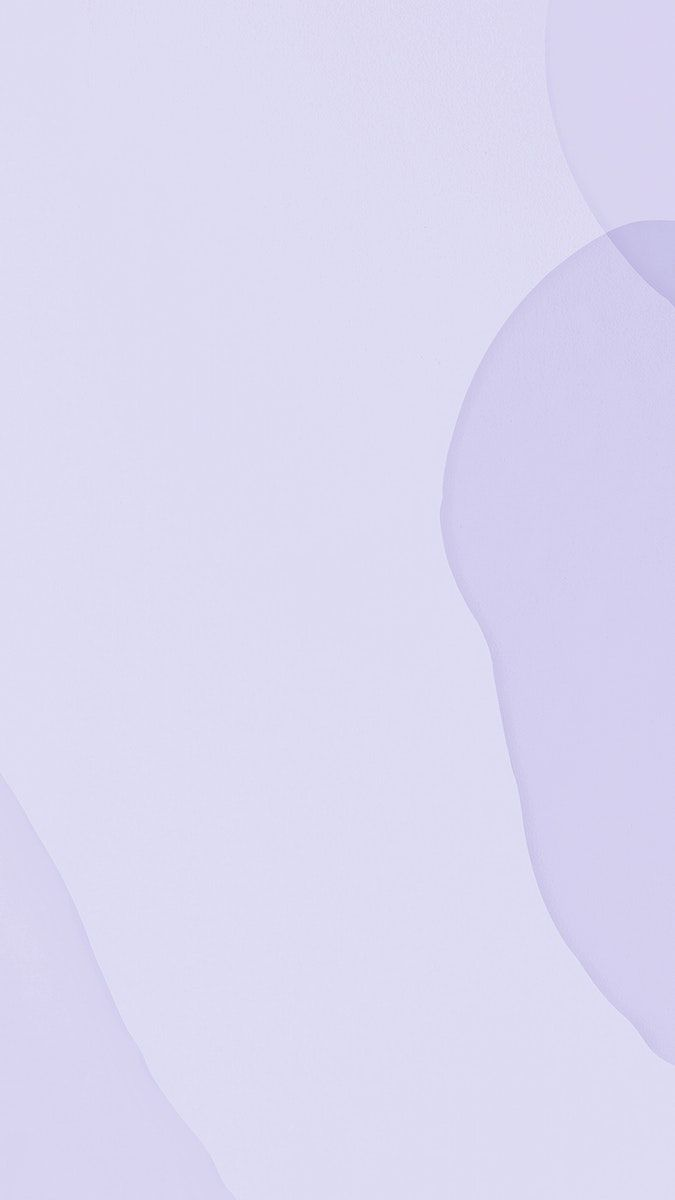 Download free illustration of Abstract pastel purple watercolor phone