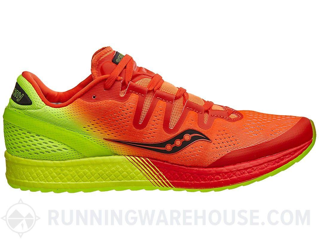 Saucony Freedom ISO Men's Shoes Orange