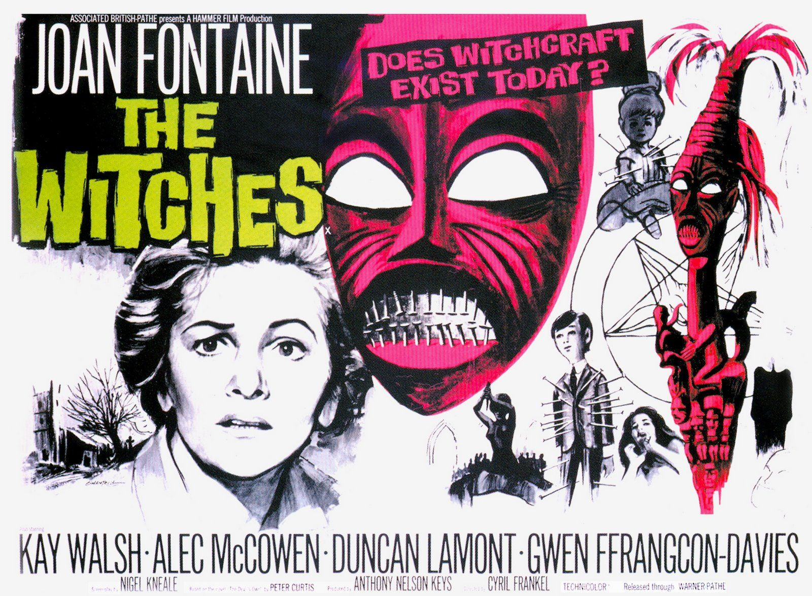 The Witches (1966) – The Visuals – The Telltale Mind