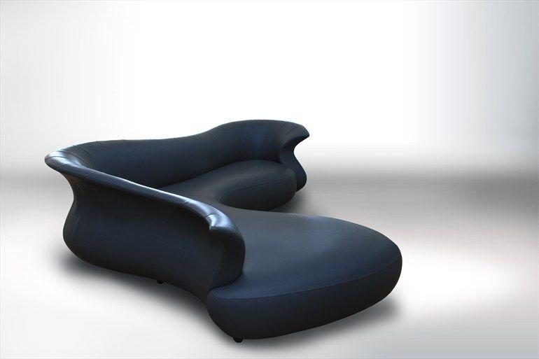 Lit Canape Canape Convertible Moderne Et Design Organic Sofa
