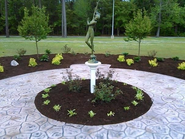 Photo of  project in New Bern, NC by Elks lawn Care & Landscaping